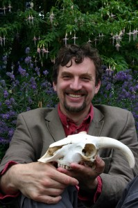 Geoff-with-Skull1-199x300